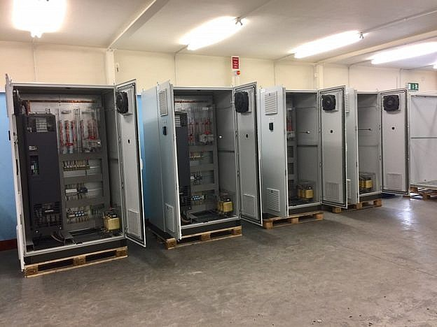 Aughinish DCT Panels Completed 11