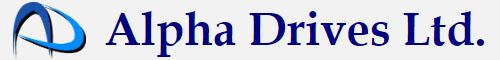 Alpha Drives Logo