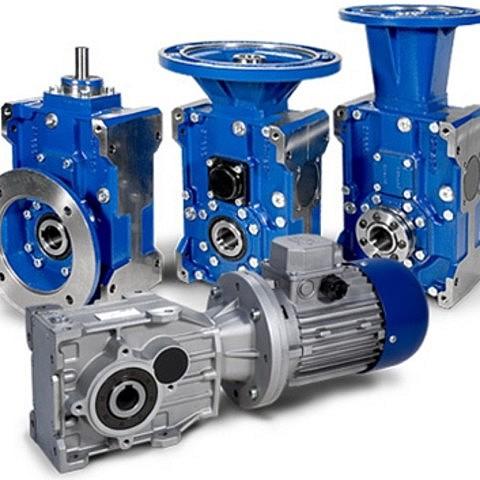 Tramec Geared Motor