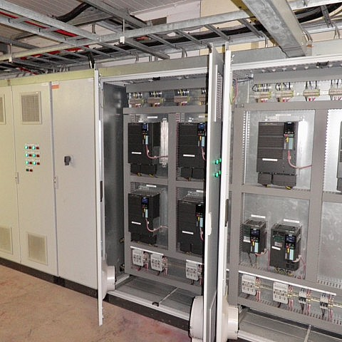 SIEMENS SINAMICS G120 for the Food Industry