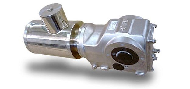Stainless steel geared motors up to 22Kw (002) 2