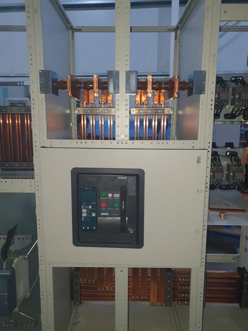 Alpha Drives Ltd | Brewhouse Power Distribution Panel