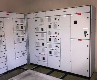 Alpha Drives 3x MCC Project for Remote Water Treatment Sludge & Dosing Plant
