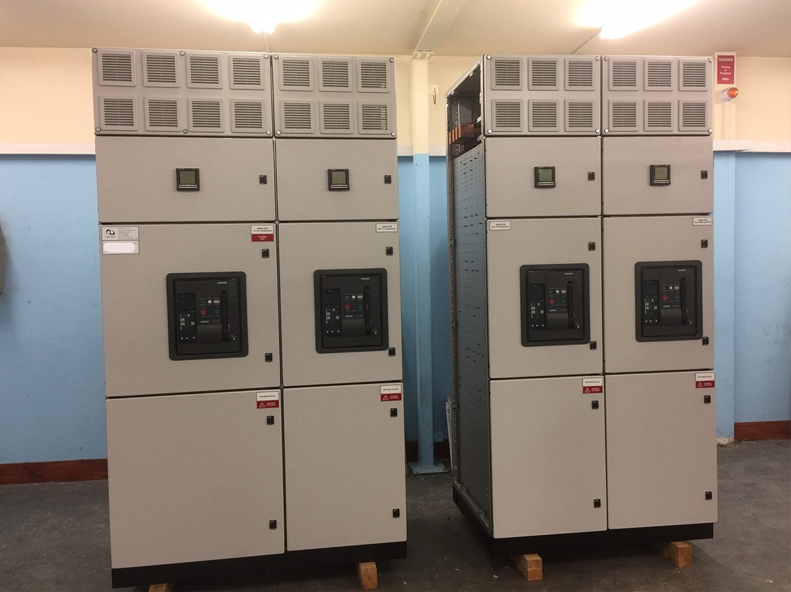 Alpha Drives Ltd | A Power Distribution Board for Dairy Plant