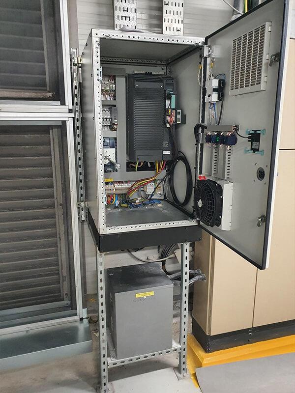 Alpha Drives Builds 15x new AHU Panels in Pharma Ventilation