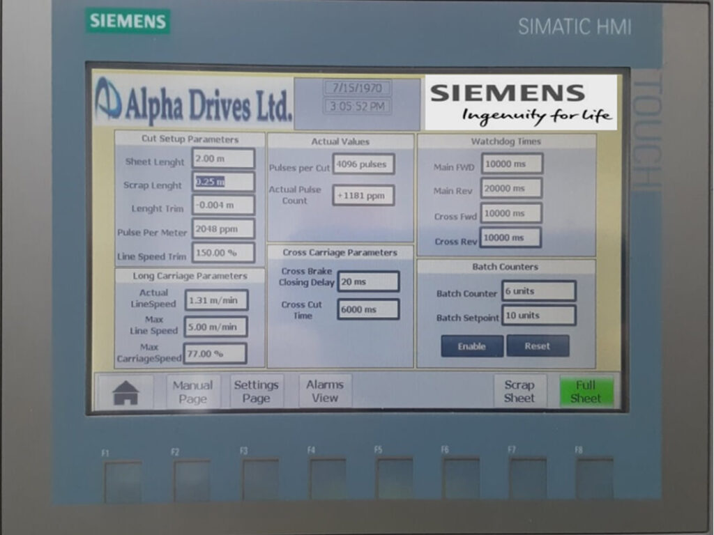 Alpha Drives Ltd Covid 19 Automation Success Story