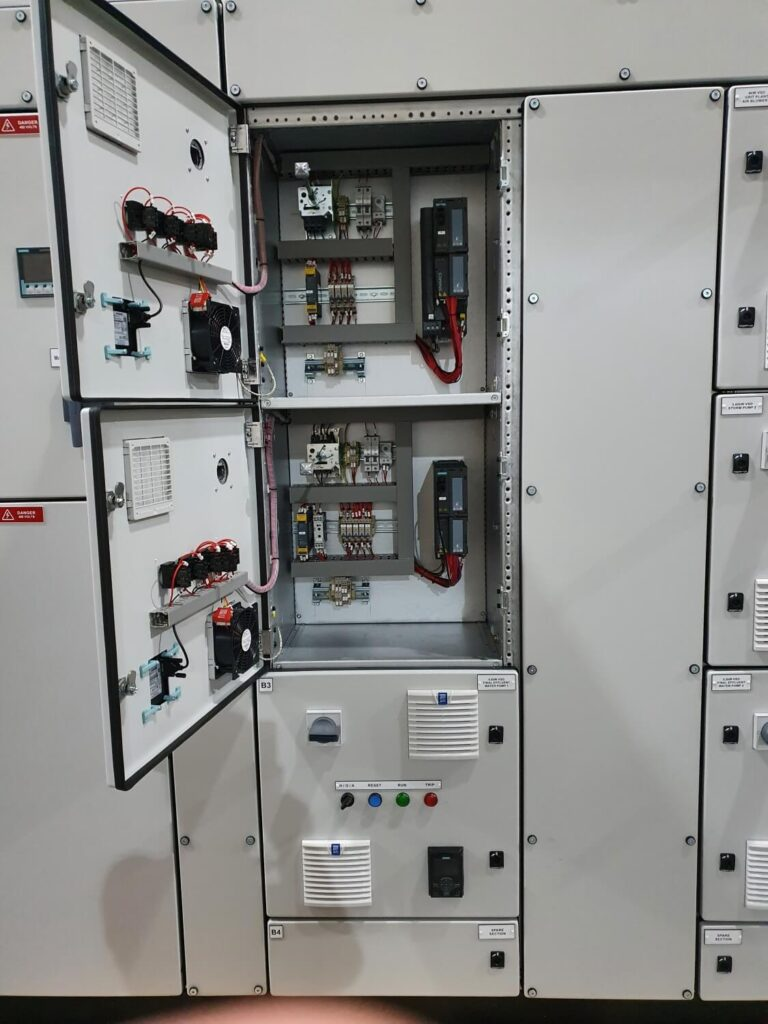 Alpha Drives Siemens Control Panels For Pumping Stations 3