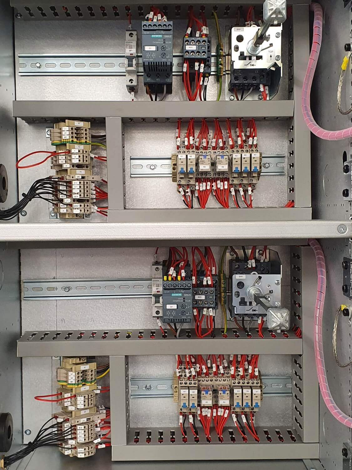 Alpha Drives Siemens Control Panels For Pumping Stations 4