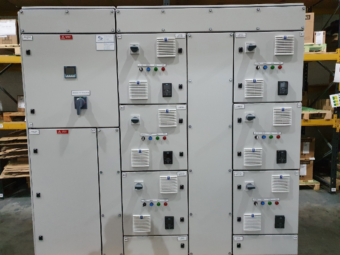 Alpha Drives Siemens Control Panels For Pumping Stations imaga 1
