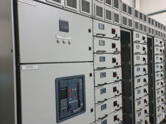 Siemens 3200A MCC