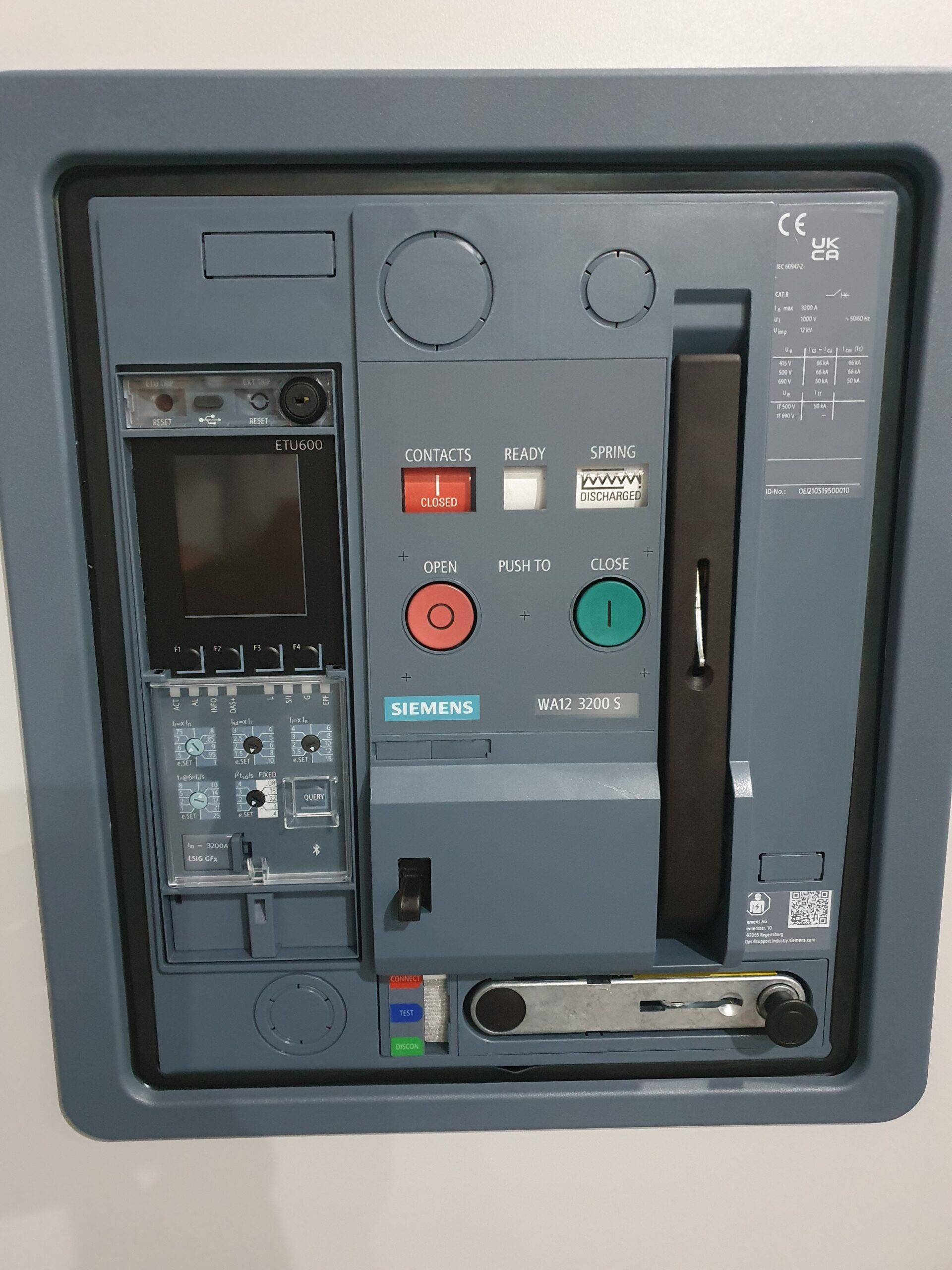 Siemens 3WA